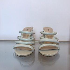 Schutz High Heel Sandal